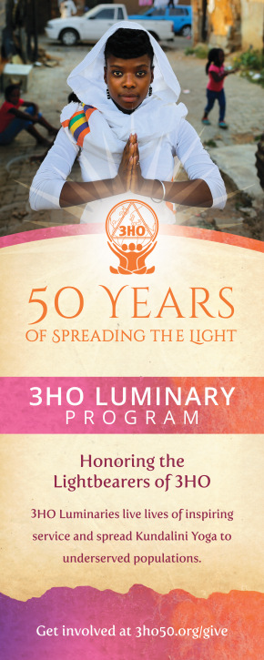 3HO Luminary Program