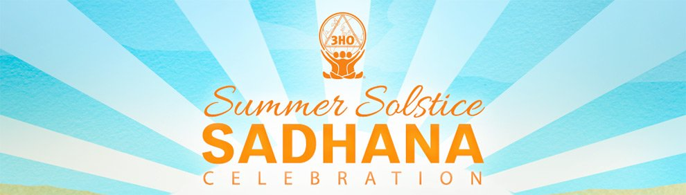 Summer Solstice Sadhana Celebration